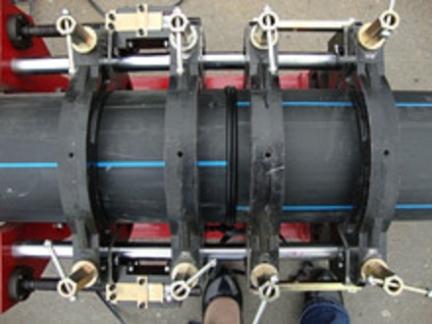 管道焊接过程
