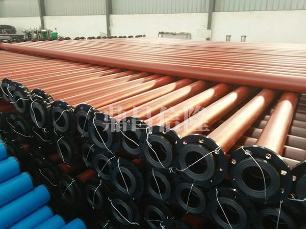 黑龙江钢丝网骨架塑料复合管