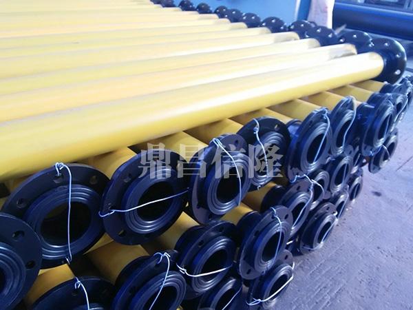 山东钢丝网骨架塑料管厂家产品