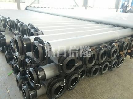 钢丝网塑料复合管厂家