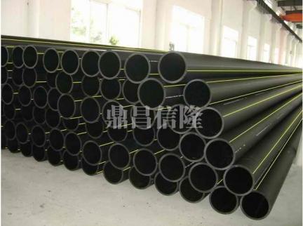钢丝网骨架塑料复合管厂家PE燃气管材