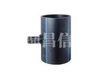 热熔焊制异径三通