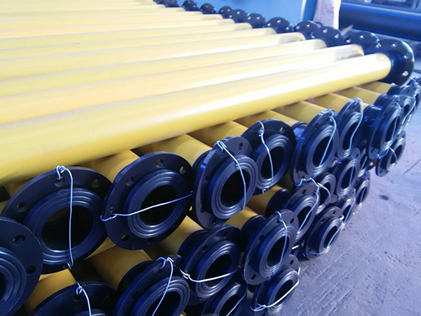 钢丝网骨架塑料复合管厂家钢丝网骨架复合管